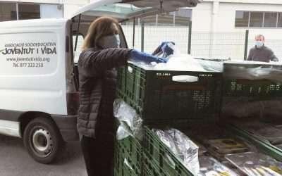Mercadona reactiva la donación de productos a comedores tarraconenses