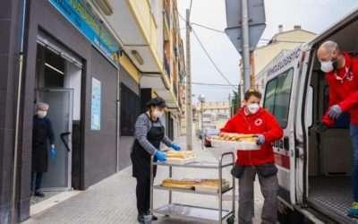 La Fundació La Caixa torna a donar suport al nostre Menjador Social