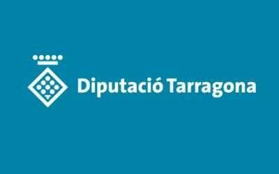 Seguimos con el apoyo de la Diputación de Tarragona